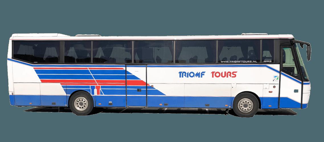 Bus huren utrecht Triomf Tours